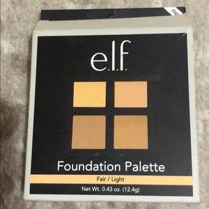 Elf cosmetics Foundation Palete